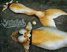 Merbella studios mermaid tail