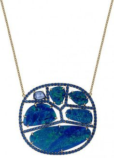 Signature Five Stone Necklace by Shawn Warren