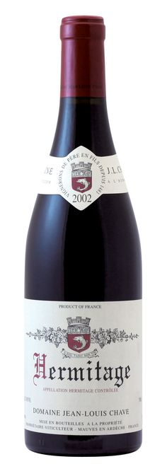Domaine Jean-Louis Chave Hermitage, Rhone, France