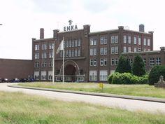 Viscosefabriek ENKA, Ede - 1922-'51 - https://foursquare.com/v/enkaterrein-voorm-viscosefabriek/4d886214401a224bb2ed7618