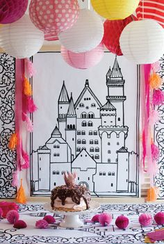 Once Upon a Time Party Set by Caravan Shoppe