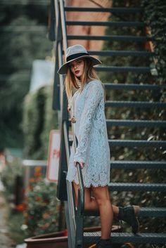ultra chic lace dress