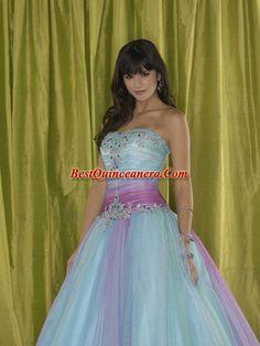 Luxurious Ballgown Dress 6962
