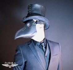 Apocalipsis Halloween de la máscara de DOCTOR por SteampunkMasks