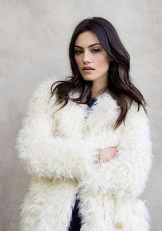 Phoebe Tonkin for Highbrow Holiday Editorial (December, 2015)