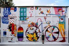 Martín Lucas Florio, aka Mart :arte callejero de Buenos Aires para el mundo.