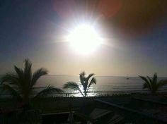 Gran Canaria Maspalomas ~ sunset