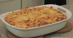 ❤️ Love For Haitian Food: Makawoni au Graten (Haitian Macaroni and Cheese)