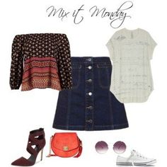 #fashionblogger , #fashionstylist #mixitmonday #jnicollesstyle #fashionista  #styleinspiration #trend