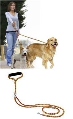 52'' No-Tangle Dual Dog Leash with Swivel, Comfortably Walks Two Dogs Weighing Up To 500 Pounds At Once -- See this great product. (This is an affiliate link and I receive a commission for the sales)