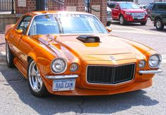 1971 Camaro...Re-pin...Brought to you by #CarInsurance at #HouseofInsurance in Eugene, Oregon