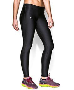 Under Armour Women's UA ColdGear® Compression Leggings Extra Small Black