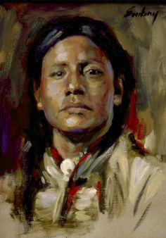 American Indian Portrait Artists | Fine Artist Evelyn Embry: Portaits, Still Life, Figurative in Oil and ...