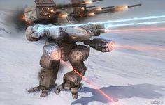 Battletech - Norseman por Shimmering Sword