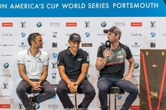 Oracle Team USA will resume their quest for a maiden regatta victory in the Louis Vuitton America's Cup World Series in Portsmouth this weekend.The