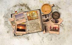 Reader Tutorial: Create Vintage Traveler Diary in Photoshop