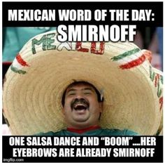 Ideas for memes mexicanos words Mexican Word Of Day, Mexican Words, Word Of The Day, Mexican Phrases, Haha Funny, Funny Jokes, Lol, Funny Stuff, Funny Shit