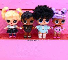 MISS JIVE Doll Big /& Lil Miss Jive HAIRGOALS Makeover Series Set Gift