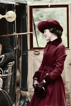 Lady Mary - Downton Abbey
