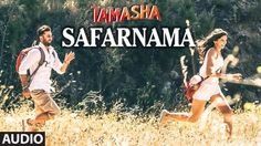 Safarnama Lyrics – Tamasha