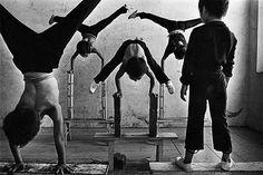 Wuqiao Circus School, China 2008 // Tomasz Gudzowaty