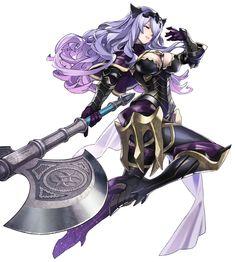 Camilla Battle Stance