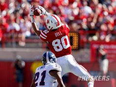 1 of 4 receptions of the day against FAU. 8/30/14