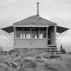 Perfect beach shack.