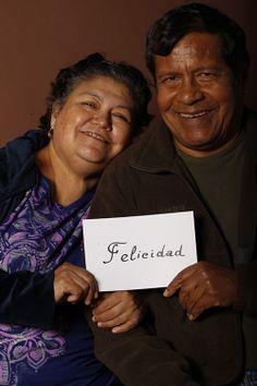 Happiness, María  Fonseca, Enfermería, Monterrey, México  Happiness, Carlos  Ramirez, Medico Cardiologo, Monterrey, México