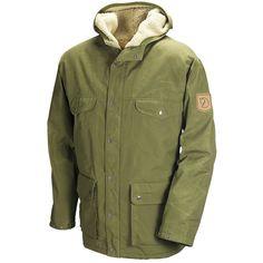 Fjällräven Greenland Winter Jacket 81434 - 620 - green