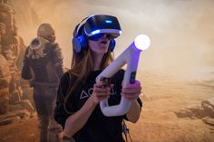 Popularity of Sony's PlayStation VR Surprises Even the Company - The New York Times