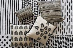 Scénographiez votre intérieur en noir & blanc