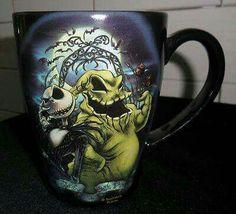 Jack an oogie boogie mug