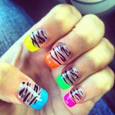 This is so going to be Alaena's next professional manicure