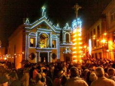:D A noite das rusgas na festa da Sra. da Porta em Arcos de #Valdevez - http://ift.tt/1MZR1pw -