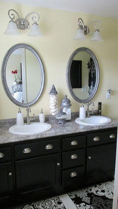 Hometalk :: Our Bathroom Remodels-2013
