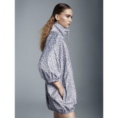 MABELLE MAJE X K-WAY - K-Way® France - MABELLE MAJE X K-WAY  195,00 €     -  Veste en Nylon façon Kimono.  Collection Maje x K-Way. Coupe-vent. Imperméable. Respirant. Col raglan. en leopard !! 195€