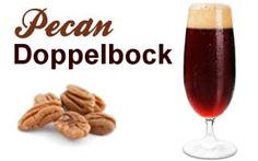 A recipe for a strong Bavarian style Doppelbock with roasted pecans that will warm you up pre-winter.