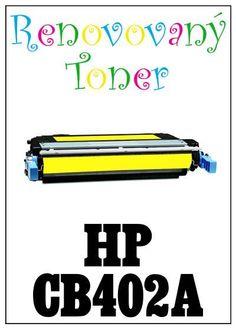 Renovovaný toner HP 642A / HP CB402A za bezva cenu 1765 Kč