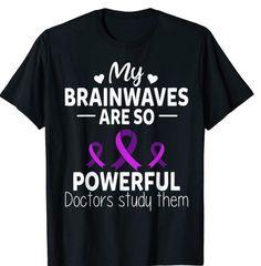 Epilepsy, Mens Tops, T Shirt, Women, Supreme T Shirt, Tee Shirt, Tee