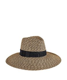 Womens Mixed Ultrabraid Fedora