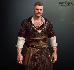 ArtStation - Olgierd- Witcher 3 Hearts of Stone, Ovidiu Voica