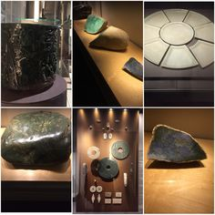 In a smaller room, adjacent to #OrientalAntiquities, is an exhibition dedicated to #ChineseJade. Considered by the #ancient #Chinese to be more precious than gold or silver, #jade has been #used for making #jewellery and other #accessories for the #nobilty and the #wealthy. #artefacts #awesome #bloomsbury #britishmuseum #london #sightseeing #travel #traveller #travelling #uk