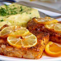 Recept : Rybí filé v citrusové marinádě | ReceptyOnLine.cz - kuchařka, recepty a inspirace