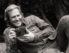 Jeff Bridges with a Widelux
