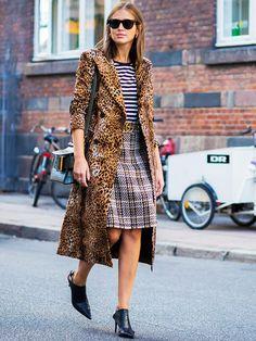 The Best Street Style From Copenhagen Fashion Week Street Style Trends, Stockholm Street Style, Cool Street Fashion, Look Fashion, Girl Fashion, Autumn Fashion, Chic Outfits, Fashion Outfits, Fashion Trends