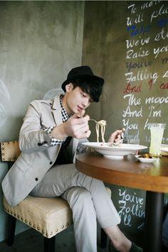 Hwang Jin Uk, Jaehyo Block B, Her Cast, Jung So Min, Myungsoo, Handsome Faces, Jyj, Emo Boys, Ulzzang Boy
