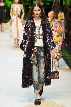 Défilé Dolce & Gabbana Printemps-été 2017 25