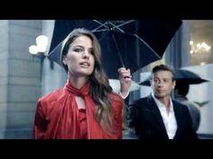 Parfum Gentlemen Only de Givenchy avec l'acteur australien Simon Baker, Avril 2013.