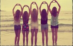Image about hair in bffs by Victoria  on We Heart It Best Friends Forever, 5 Best Friends, Best Friend Goals, Your Best Friend, Girls Best Friend, Best Friend Pictures, Friend Photos, Couple Pictures, Softball Pictures